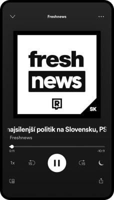 REFRESHER Freshnews podcast